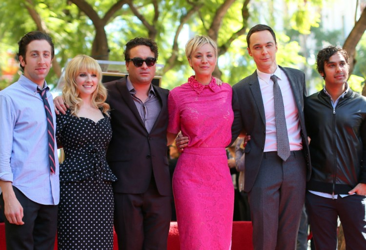 Sheldon And Amy Wedding.The Big Bang Theory Season 11 Cancellation Is Possible Series