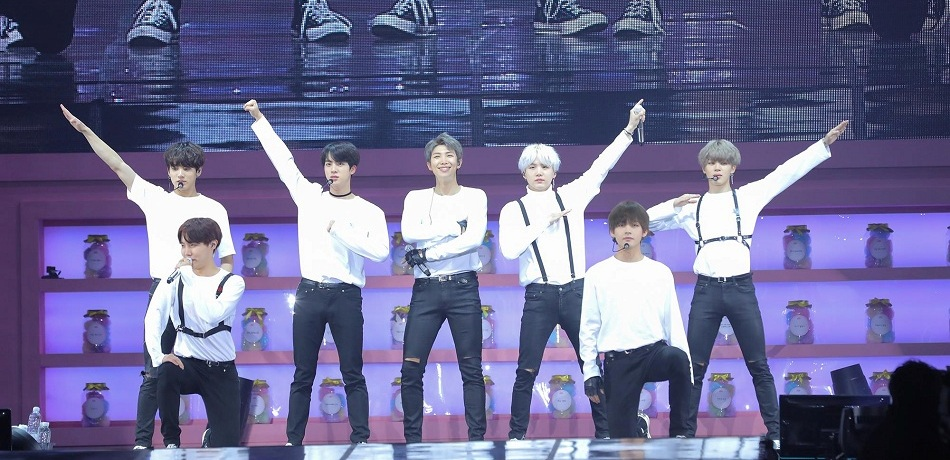 BTS Latest News Update: K-Pop Group Beats Taylor Swift ...