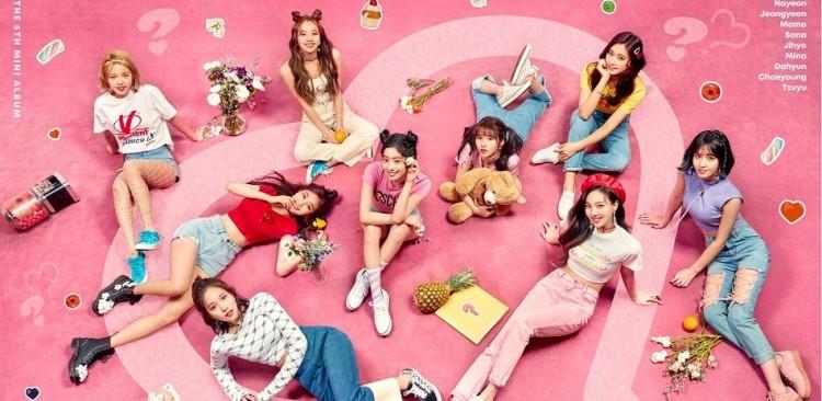 Twice New Album Update K Pop Group Members Are In Love K Wave