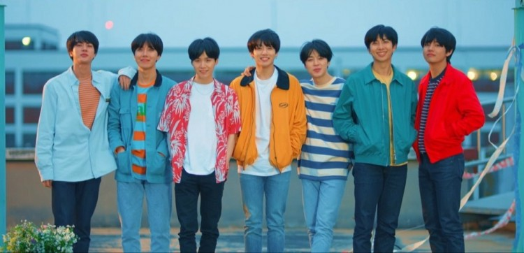 BTS' Army Puzzle Of ' Euphoria: Theme of Love Yourself
