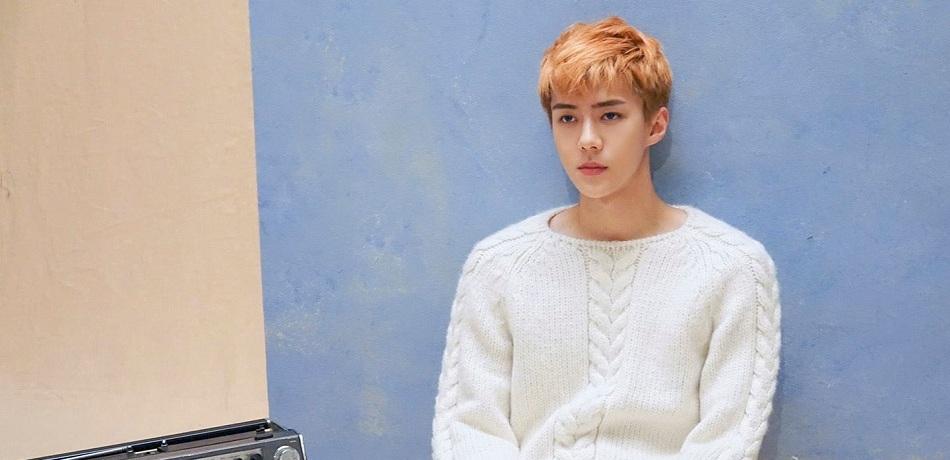 EXO,CBX\u0027s No. 1 Fan Is Sehun; K,Pop Idol Waited In Line At