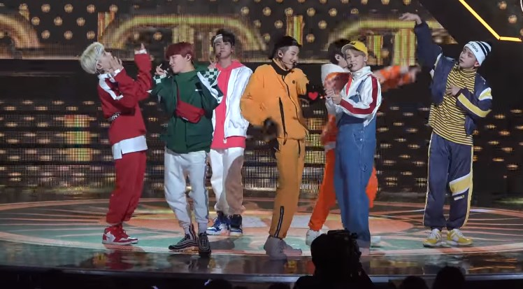 Pop Superstars BTS Confirm 2018 Billboard Music Awards Performance