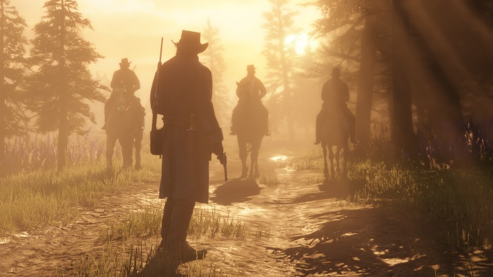 Amazon Accidentally Leaks Details For A Red Dead Redemption 2 Art Book