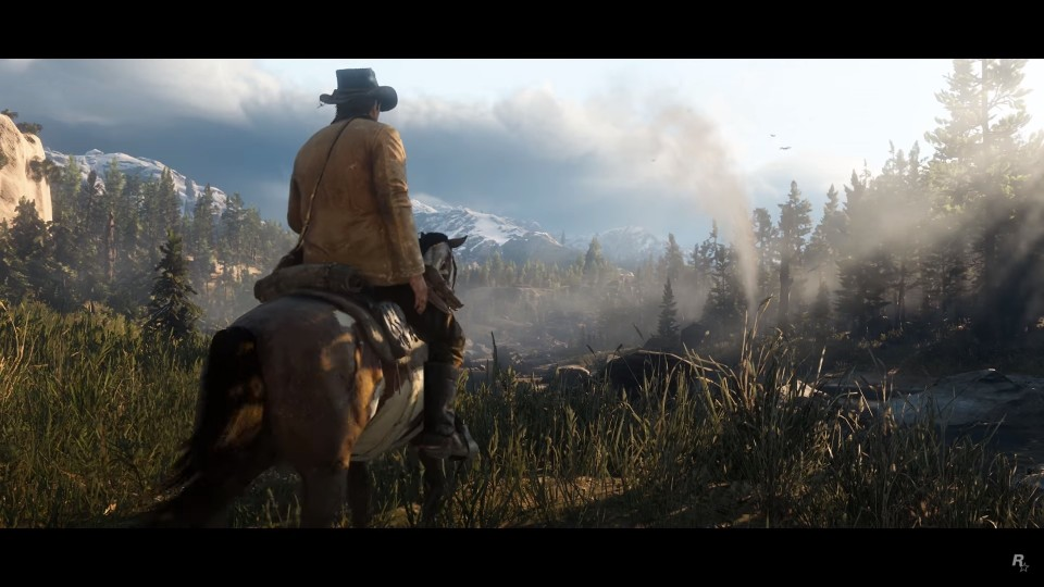 Red Dead Redemption 2 third trailer