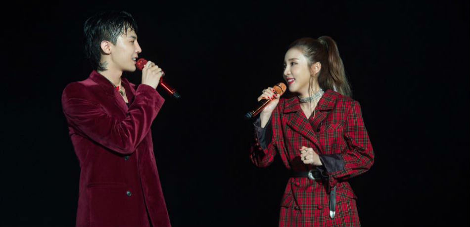 YG Finally Speaks Out On The G-Dragon And Sandara Park Dating Rumors