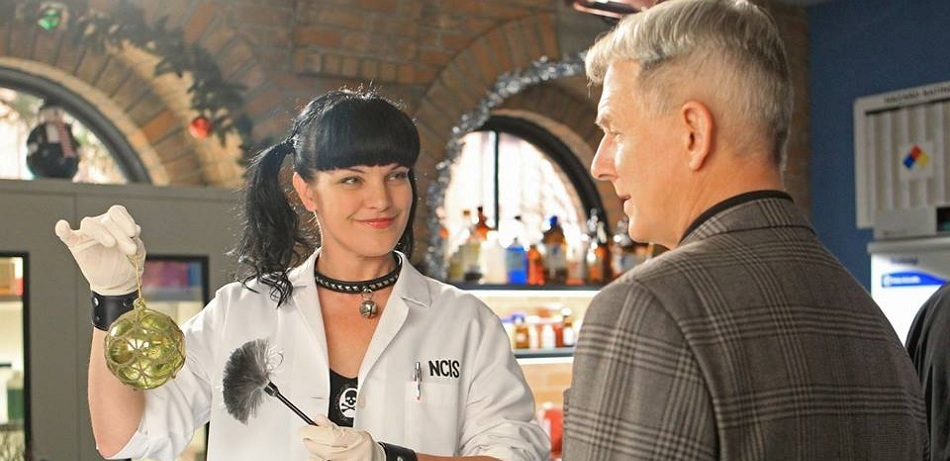 Share your ncis gibbs and abby valuable piece