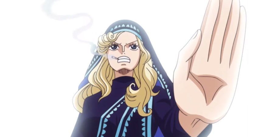 One Piece Episode 837 Spoilers The Birth Of Mom The