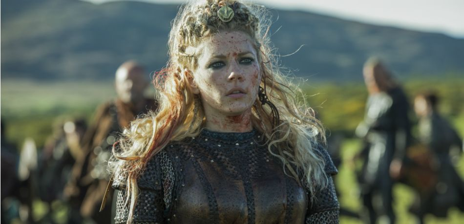vikings season 5 episode 11 spoilers lagertha might use an