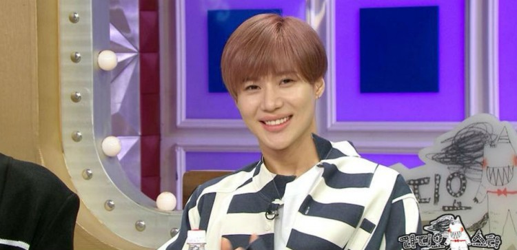 SHINee Taemin Was So Popular In School That He Had To Do