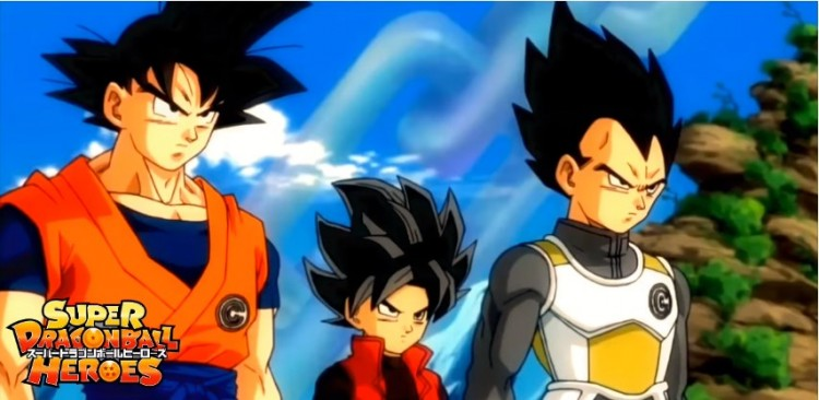 The Nintendo Game Dragon Ball Heroes Is Going To Have Its Anime Adaptation And Fans Are Now Excited Know What In Store Series