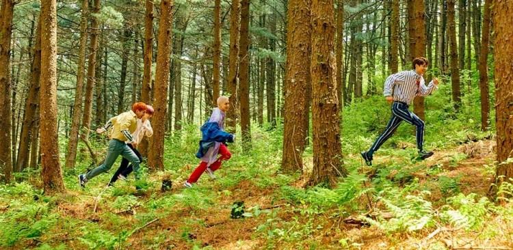 SHINee New Album Update: K-Pop Idols Tease 'The Story of Light EP 2