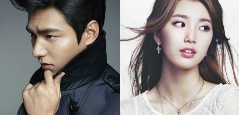 Lee min ho and suzy revealed to be dating