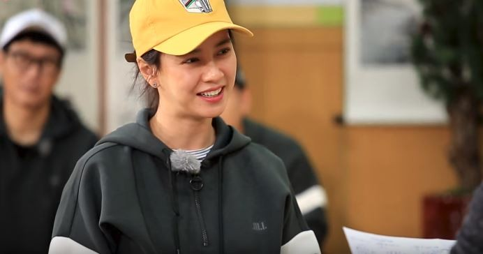Song Ji Hyo In Tears After Sporting Challenge, 'Running Man