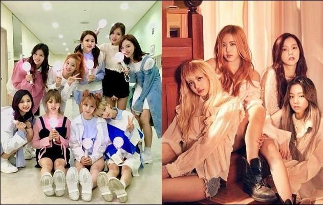 Blackpink Vs Twice Jisoo Jennie Rose Lisa S Stylist Compares 2