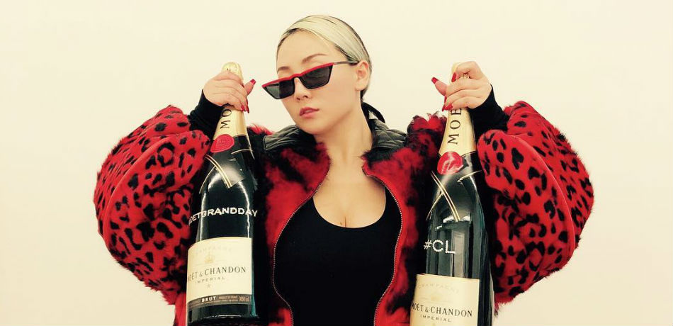Cl S Weight Gain Former 2ne1 Star Posts Recent Snap On