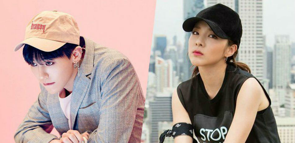 G dragon sandara park dating 2019