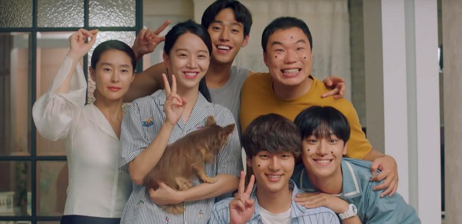 Korean Drama Thirty But Seventeen