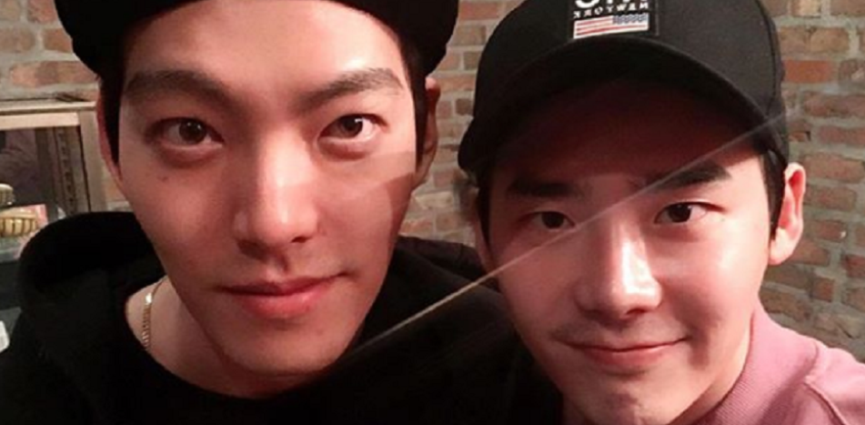 Kim Woo Bin On Hawaii Vacation With Bff Lee Jong Suk