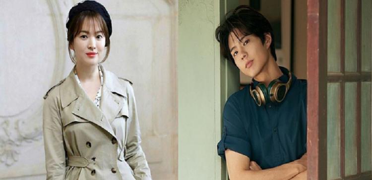 Korean Stars Song Hye Kyo & Park Bo Gum To Film K-Drama ...