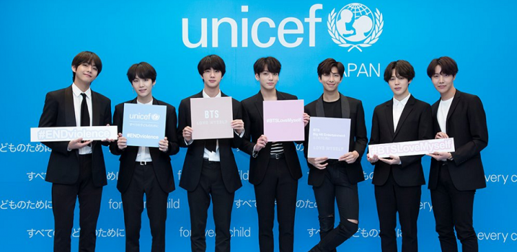 bts expected to speak about lovemyself campaign at the un general