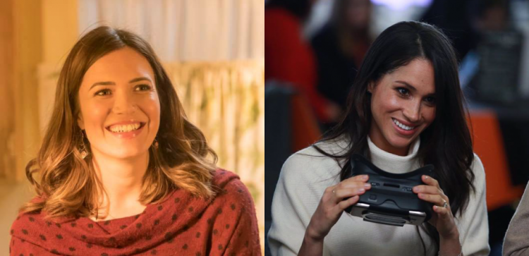 This Is Us' Actress Mandy Moore Reveals Meghan Markle Is A