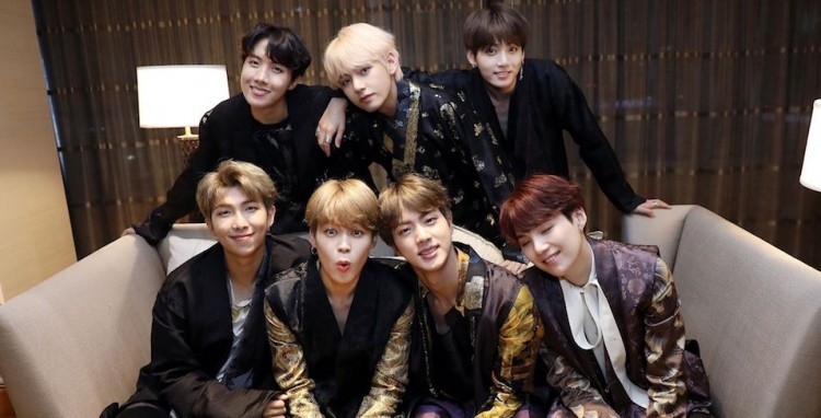 BTS's 'Burn The Stage' Breaks One Direction Record