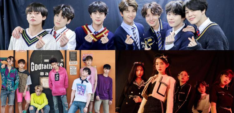 Top 10 K-Pop Songs Of 2018: BTS's 'Fake Love,' Red Velvet's 'Bad Boy