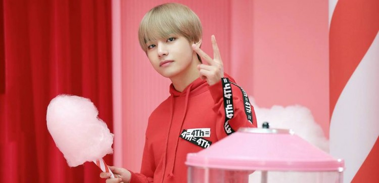 BTS's V Melts K-Pop Fans' Heart With Kindness At The 2019