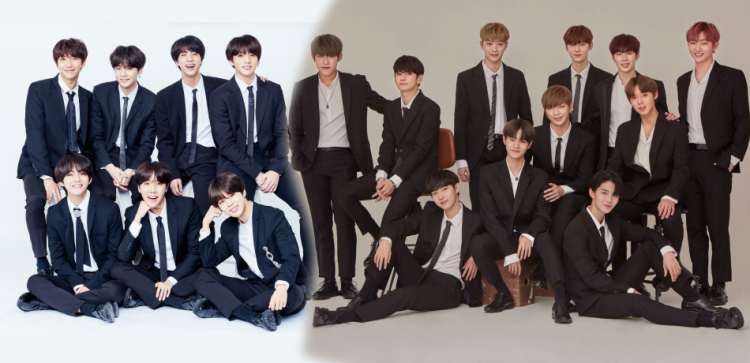 Btss Setlist For 2019 Seoul Music Awards Leaked Wanna One To