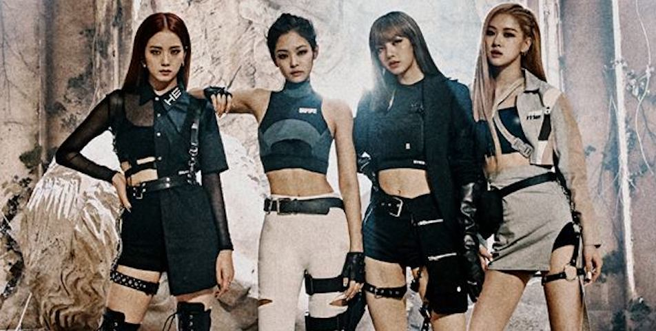 Blackpink Takes Modern Tomb Raider Look For Kill This Love Group