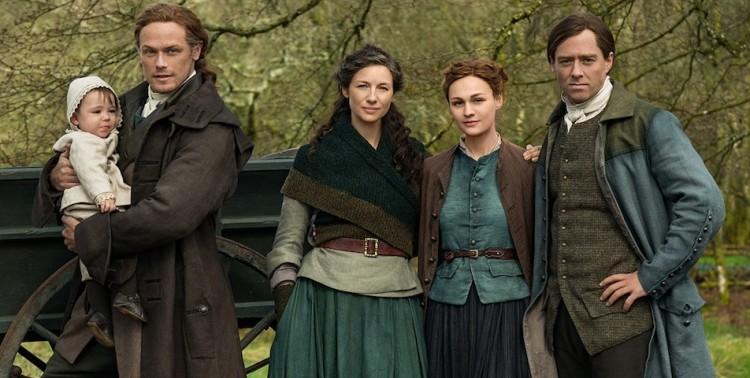 Starz Puts Out 'Outlander' Stars Caitriona Balfe, Sam