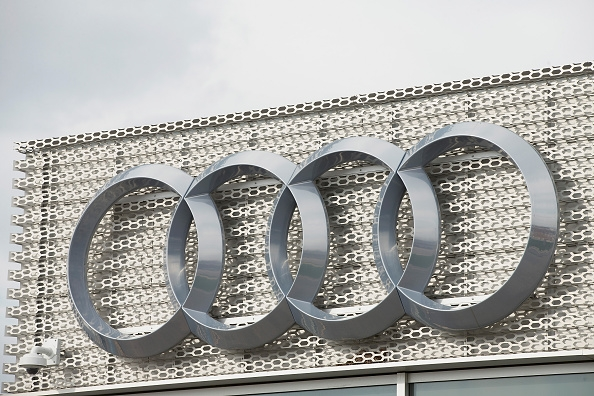 Audi D Printed Car Revealed Auto Union Type C Model To Be - Audi dealers in illinois
