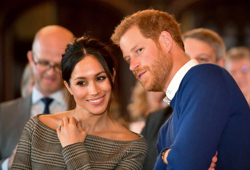 How Harry and Meghan will be spending Christmas this year
