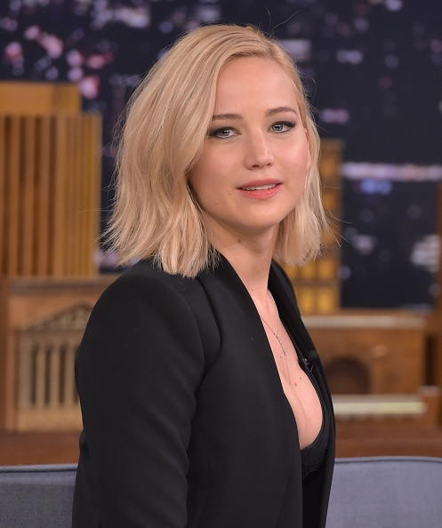 Thong jennifer lawrence Jennifer Lawrence