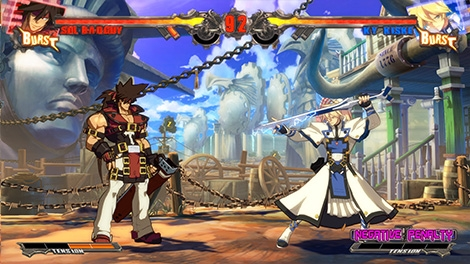 Guilty Gear Xrd: Sign' PC Confirmed For Steam