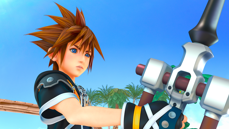E3 2017: Kingdom Hearts III Trailer Looks Absolutely INSANE