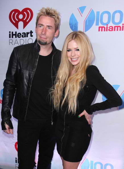 Avril lavigne currently dating