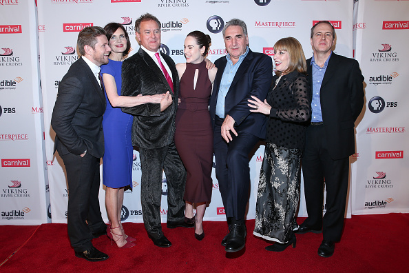 Watch 'Downton Abbey' Season 6 Premiere Online Live Stream On ...