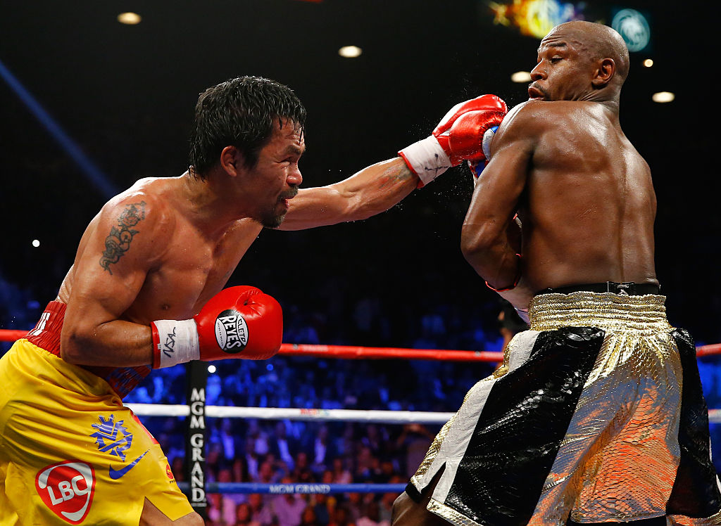 Fine Resume Mayweather Pacquiao Photos - Example Resume and Template ...