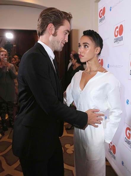 Robert Pattinson Latest News: FKA Twigs' Engagement Just A ... Robert Pattinson News